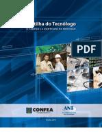 Cartilha Tecnologo Confea Ant Conif