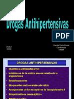 Drogas AntiHTA UCSur Mayo 09