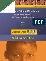 programa ética e cidadania