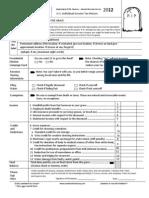 Form 1040 R.I.P.