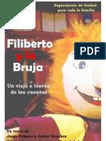 Dossier Filiberto y la Bruja