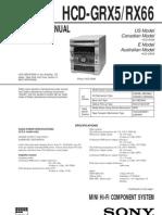 Sony+HCD-GRX5_RX66