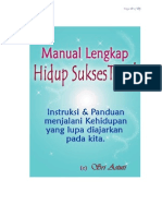 7 Bab Gratis Manual Sukses Total eBook