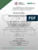Jorge Lera. Recon Part Srio Tecnico Panel Chile. IICA 2012. 18 Jun 2012