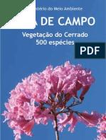 GUIA DO CAMPO VEGETAÇAO DO CERRADO