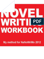 Novel Writing Workbook NaNoWriMo 2012