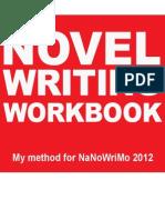 Novel Writing Workbook NaNoWriMo 2012
