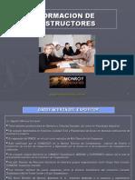 Material Curso Formacion de Instructores Internos