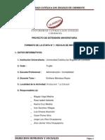 1 ,PROYECTO DE EXTENSIÓN UNIVERSITARIA - actividad I RECOJO DE INFORMACIÒN  LISTO