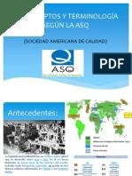 1.2 Conceptos y Terminologia ASQ