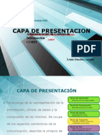 Capa de Presentacion