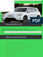 Final Toyota RAV4 EV