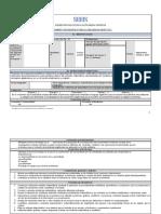 Secuencias Didactica No. 11 Algebra-(Ecuaciones Cuadraticas) Ago2012-Ene2013