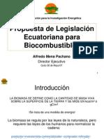 Prop Biocombustible