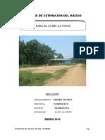 ESTIMACIÓN DE  RIESGOS-AA.HH LA UNION _PUEBLO VIEJO-3