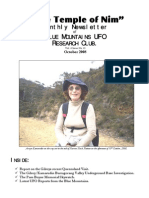 The Temple of Nim Newsletter - October 2008