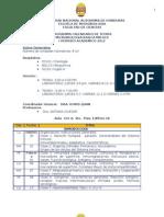 Mb 610 Programa, I- 2012 3-5 y 5-7, Antonia