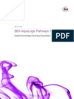 BEA AquaLogic Pathways 1.5 White Paper