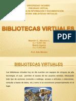 Bibliotecas Virtuales.
