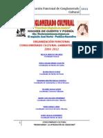 Organización Funcional de Conglomerado Cultural - 2012...