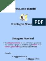 Sitagma Nominal