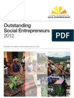 Outstanding Social Entrepreneurs 2012 - Schwab Foundation
