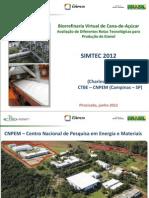 Palestra SIMTEC Charles Junho 2012