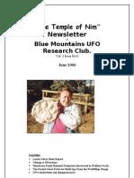 The Temple of Nim Newsletter - June 2006