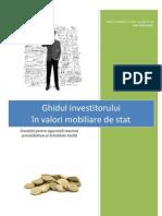 Ghidul Investitorului in Valori Mobiliare