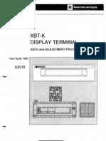xbt-xk700e