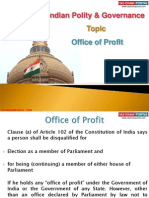 7(b)Office of Profit
