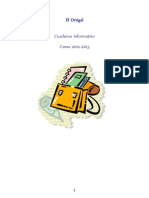Cuadernillo Informativo 2012-2013 Por Partes