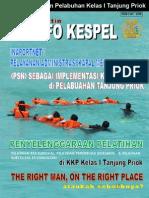 Buletin INFO KESPEL Vol VII Edisi 1 Tahun 2012