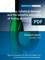 MJA Report Bingeing Collateral Damage and Taxation 2012