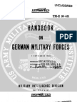 TM E 30 451 Handbook On German Military Forces (1 Sep 1943)