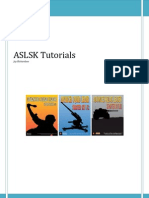 ASLSK Tutorial