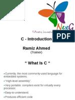 Ch1 c(Basics)