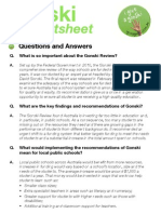 IGAG Factsheet Questions and Answers