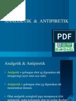 ANALGETIK  &  ANTIPIRETIK