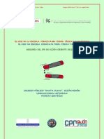 CSIC Física y magnetismo CP Santa Olaya Lengua Asturiana