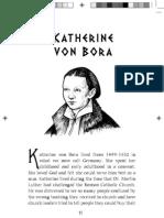 Katherine Von Bora - Strength and Devotion