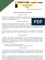 OS PRINCIPAIS MÉTODOS DE CUSTEIO