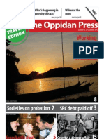 The Oppidan Press. Editon 9