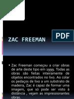 Zac Freeman