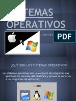 Sistemas operativos.