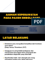 Emboli Paru Ppt(Tugas)