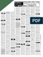 Petites annonces et offres d'emploi du Journal L'Oie Blanche du 31 octobre 2012