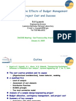 Project Management Science