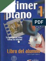 Primer Plano 1 Libro Del Alumno