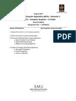 MC0072 Fall Drive Assignment 2012